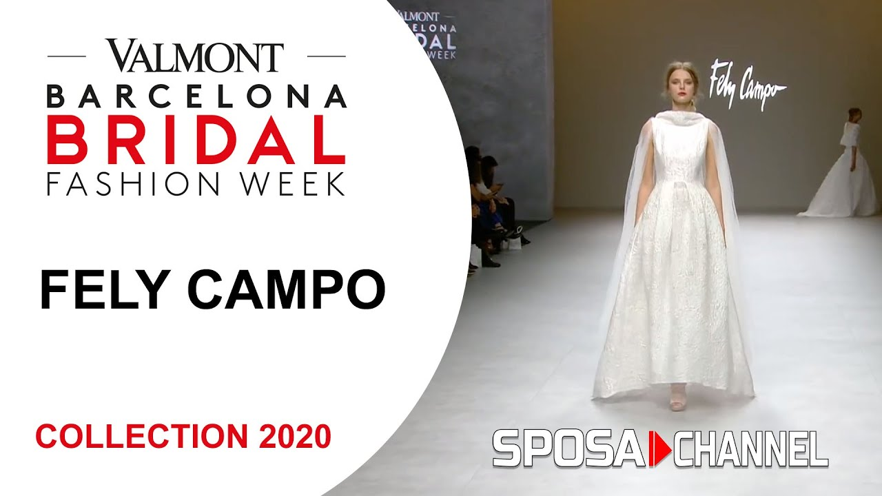 Barcelona Bridal Fashion Week 2019
