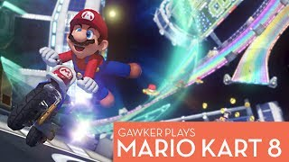 Gawker Plays Mario Kart 8