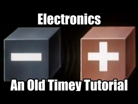 Electronics Course - Lesson 1