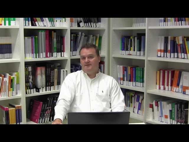 Begrüßung der Interessenten durch Dr. Karsten Kamm