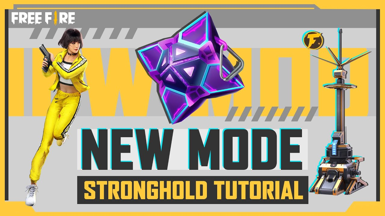 New Mode Tutorial - Stronghold  | Garena Free Fire