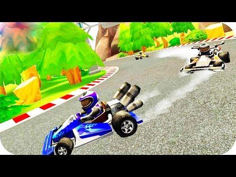 Go Kart Racing 2019 : Car Racing Games - Gameplay Android & iOS Free Games 2019