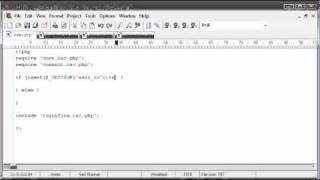 Beginner PHP Tutorial - 139 - Logging the User In Part 4