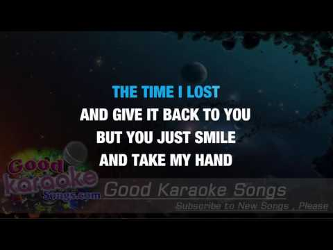 Bless The Broken Road - Rascal Flatts ( Karaoke Lyrics )
