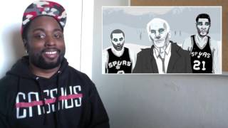 Game of Zones (Game of Thrones, NBA Edition) Episode 1 REACTION