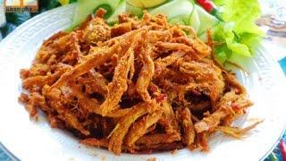 Hướng dẫn làm thịt bò khô từ thịt heo cực đơn giản dễ làm ngon hấp dẫn