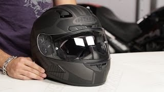 HJC CL-17 Mission Helmet Review at RevZilla.com