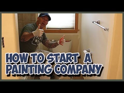 🔴 HOW TO START & RUN A PAINTING COMPANY.  The Idaho Painter LIVE.