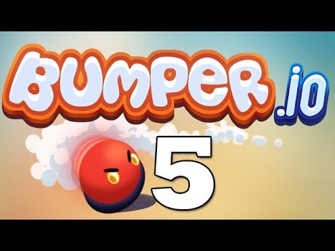 BUMPER.IO - Taking a Bump - Part 5 [iOS Gameplay]