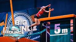 Big Bounce - Die Trampolin Show | Annelen Sproeth im Taktik & Hoch Parcours | Folge 01 vom 25.01.19