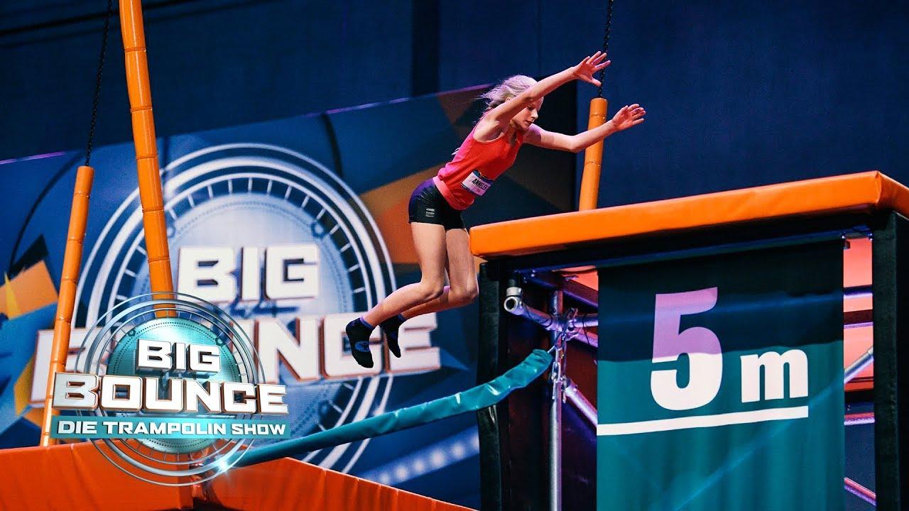 Big Bounce Die Trampolin Show