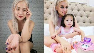 Cristine Reyes New Blonde Hairdo