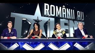 AM PARTICIPAT LA ROMANII AU TALENT