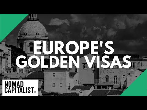 What is a Golden Visa and How to Live in Europe