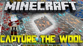ABOVE THE VOID!! Capture the Wool w/Nooch and Friends GAME 1