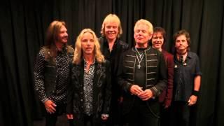 Styx & Don Felder Las Vegas Announcement