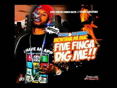 Montana Da Mac Ft. Yung Fresh &Yung Booke-Whole Hood On