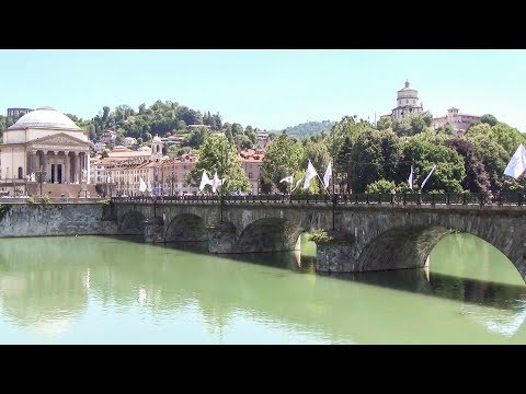 Best sightseeing of Turin, Italy. Wide tour. Wonders of Turin. Meraviglie di torino