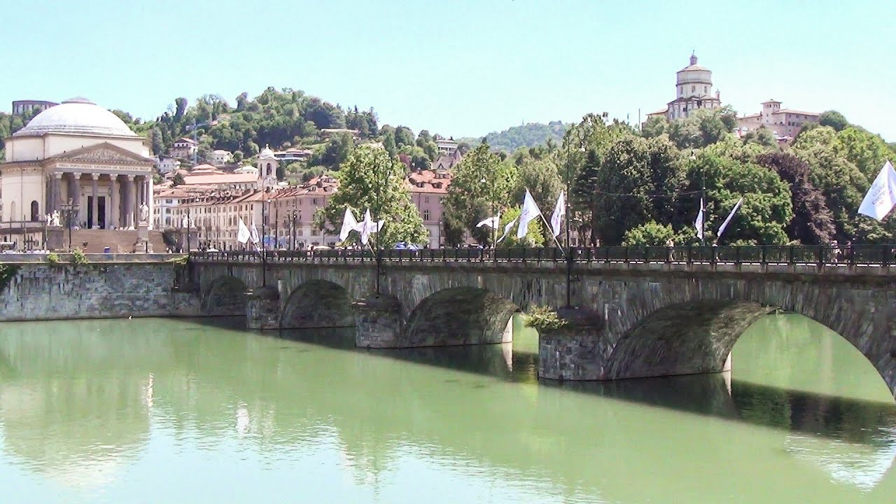 Best sightseeing of Turin, Italy. Wide tour. Wonders of Turin ...