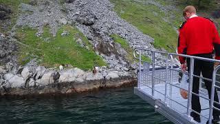 Lysefjord Cruise, Stavanger Norway 2018
