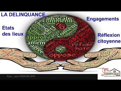 Conference Débat: Violence et Délinquance en Guadeloupe