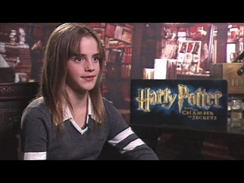 'Harry Potter and the Chamber of Secrets' Interview Mp3