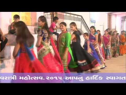 Gujarati Live Garba Song - Ori Sakhi Mangal Gavo Ri