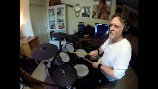 Phil Collins - True Colours    (Drum Cover by Colin Eksteen)