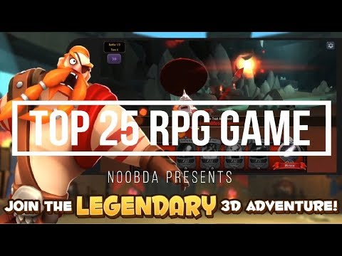Top 25 Best Android & IOS RPG Game 2017 | Hindi |