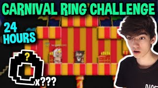 HOW MANY RINGS CAN I GET IN 24 HOURS!?  *CHALLENGE*  | Growtopia