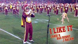 "USC Trojan Marching Band · ""I Like It"" by Cardi B, Bad Bunny & J Balvin Video"