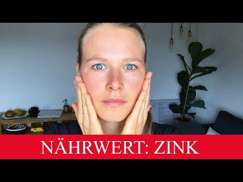 ZINK - WICHTIGER NAEHRSTOFF FUER SPORTLER, SCHOE–NHEIT, GESUNDHEIT