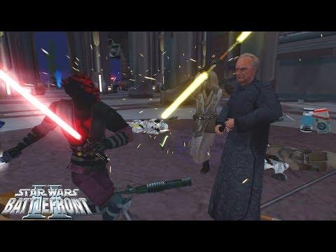 Star Wars Battlefront 2 Mod | Darth Maul's Revenge