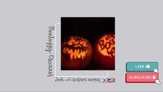 Vlog] Jack O' Lantern Carving …