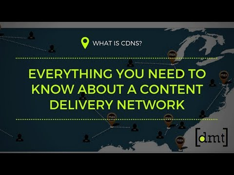 What is CDNs: Everything You Need To Know about a Content Delivery Network 🤔
