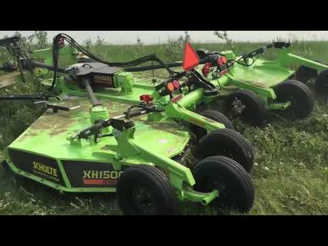 Schulte Rotary Mowers