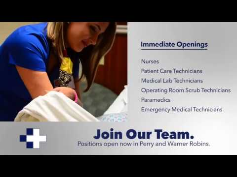 Careers at Houston Healthcare