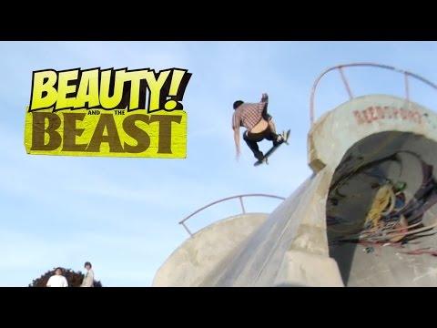 Beauty and the Beast - Eric Koston, Sean Malto, Alex Olson - Girl & Antihero