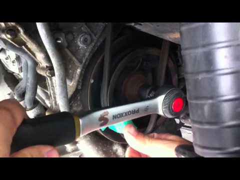 smart fortwo belt replacement easy green tools youtube rh youtube com Smart Car AC Diagram Smart Car Engine Diagram