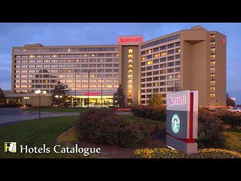 Marriott Kansas City Overland Park Hotel Tour - Hotels In Overland Park, Kansas