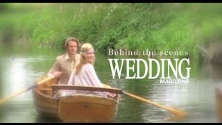 Behind the scenes with Wedding magazine: Country Bride photoshoot Thumbnail