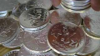 how to remove milk spots from silver bullion! (3 methods)