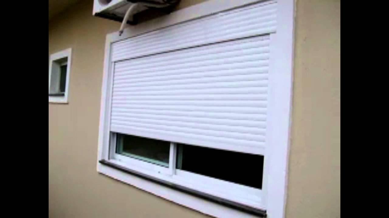 funcionamento da persiana autom tica em janelas de