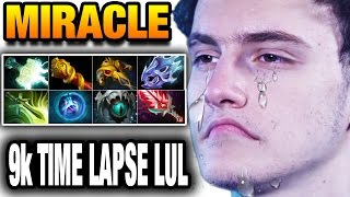 WTF 4k IS TOO STRONG FOR ME - Miracle [Weaver] Dota 2 7.05