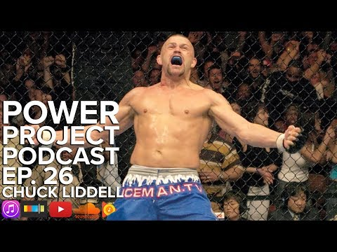 Mark Bell's Power Project EP. 26 - Chuck Liddell