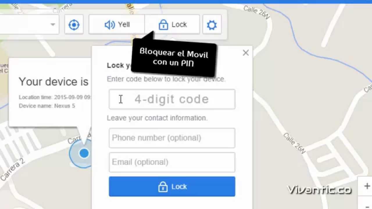 Aplicativo oficial do Google mostra celular roubado ou perdido no mapa