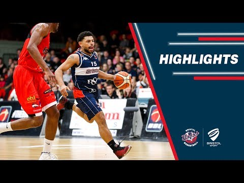 HIGHLIGHTS: Leicester Riders 76-68 Bristol Flyers - BBL play-offs