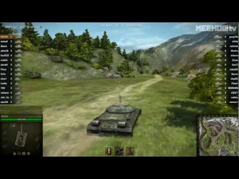 World Of Tanks: Battle With IS-3 (#3)