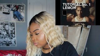 N.E.R.D & Rihanna - Lemon   *REACTION*