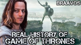 The Real World Braavos and The Faceless Men Explained   The Real History of Game of Thrones